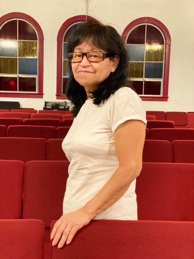Pastora Julia Garcia Templo Cristiano Nueva Uncion
